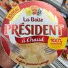 La Boîte Président à Chaud - Product