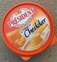 Crema Cheddar - Producte