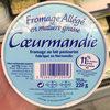 Fromage allégé en matière grasse - Producto