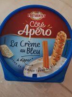 La crème au bleu - Product - fr