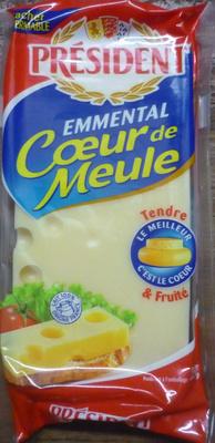 Emmental Cœur de Meule (28 % MG) - Produit - fr