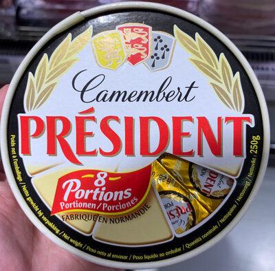 Camembert - 製品 - ja