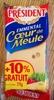 Emmental Coeur de Meule (28 % MG) + 10 % Gratuit - Product