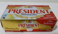 Mantequilla Sin Sal - Product - es