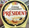 Crème de camembert à tartiner - Product