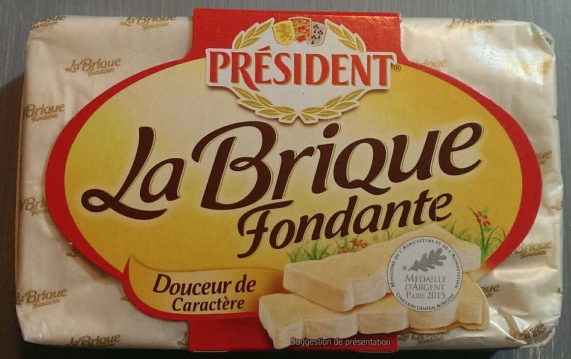 La Brique Fondante - Product - fr