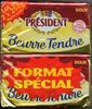 Beurre tendre (lot de 2) - Produit