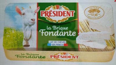 La Brique de chèvre - Produkt - de
