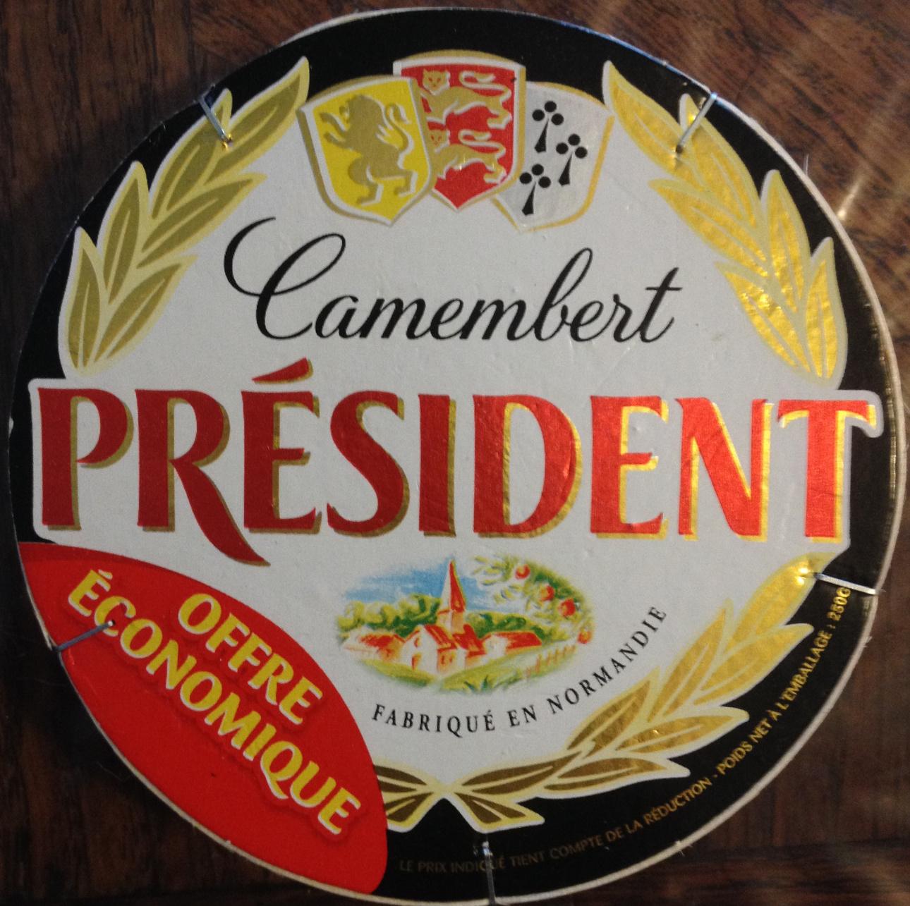 Camembert (21 % MG) Offre Économique - Produit