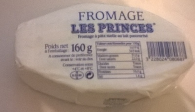 Fromage (31 % MG) - Product