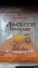 Mimolette Française (27 % MG) demi-vieille - Produit