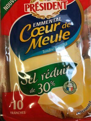 Coeur de meule Sel réduit de 30% - Product