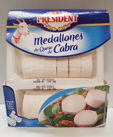 Queso fresco de cabra medallones - Product - fr