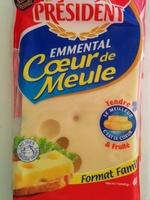 Emmental Cœur de Meule (28 % MG) Format Familial - Product