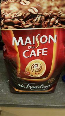 Maison du café en grains - Prodotto - fr