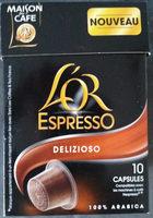 L'OR Espresso Delizioso - Prodotto - fr