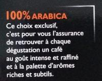 L'OR Espresso Delizioso - Ingredienti - fr