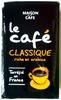 Le café classique - Product
