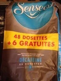 Café 54 Dosettes senseo - Product - en