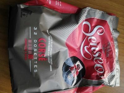 café Senseo corsé 32 dosettes - Produit