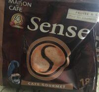 café senseo - Prodotto - fr
