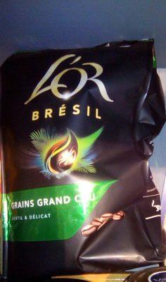 L'or perle du bresil grain - Ingredienti - fr