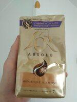 Café moulu absolu - Produit - fr