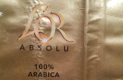 Café moulu - Ingrédients