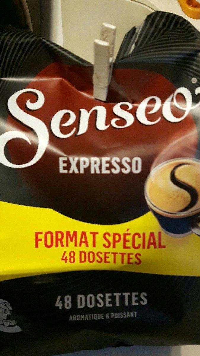 Dosettes Expresso - Prodotto - en