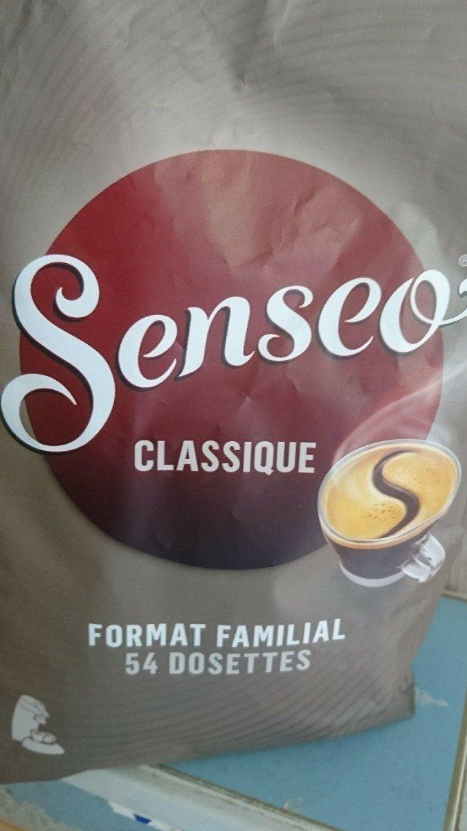 Cafe classique - Ingrédients - fr