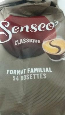 Cafe classique - Informations nutritionnelles - fr
