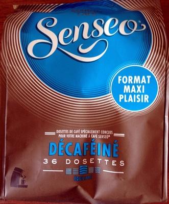 Décaféiné 36 dosettes - Product