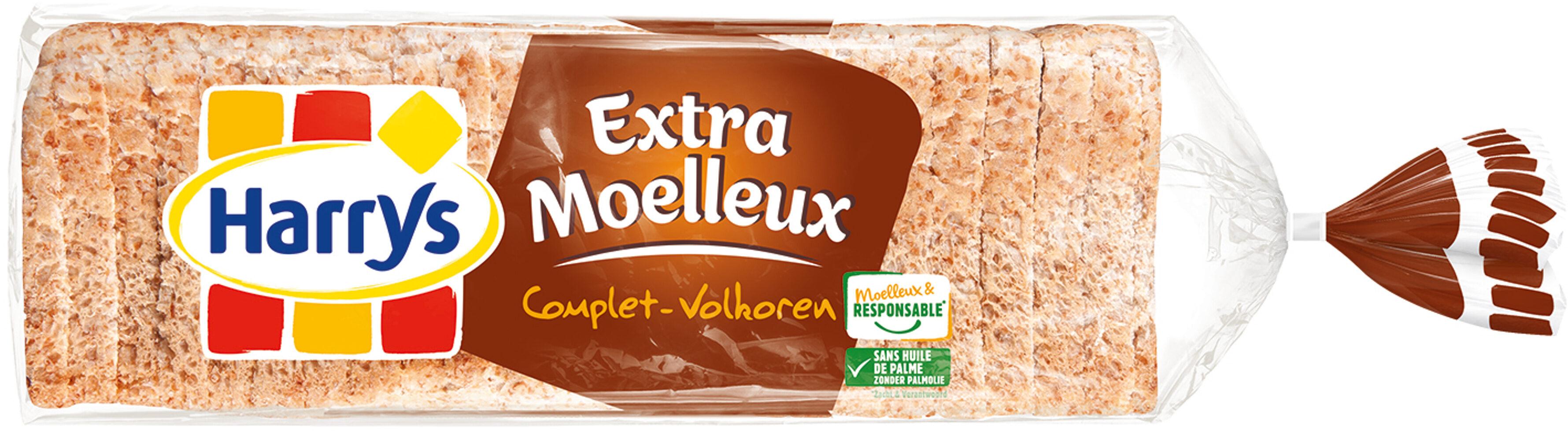 Harrys pain de mie extra moelleux complet - Prodotto - fr