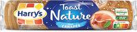 Harrys canapes toasts nature - Produit - fr
