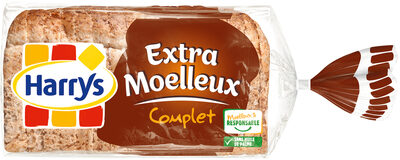 Pain Extra Moelleux complet - Produit - fr