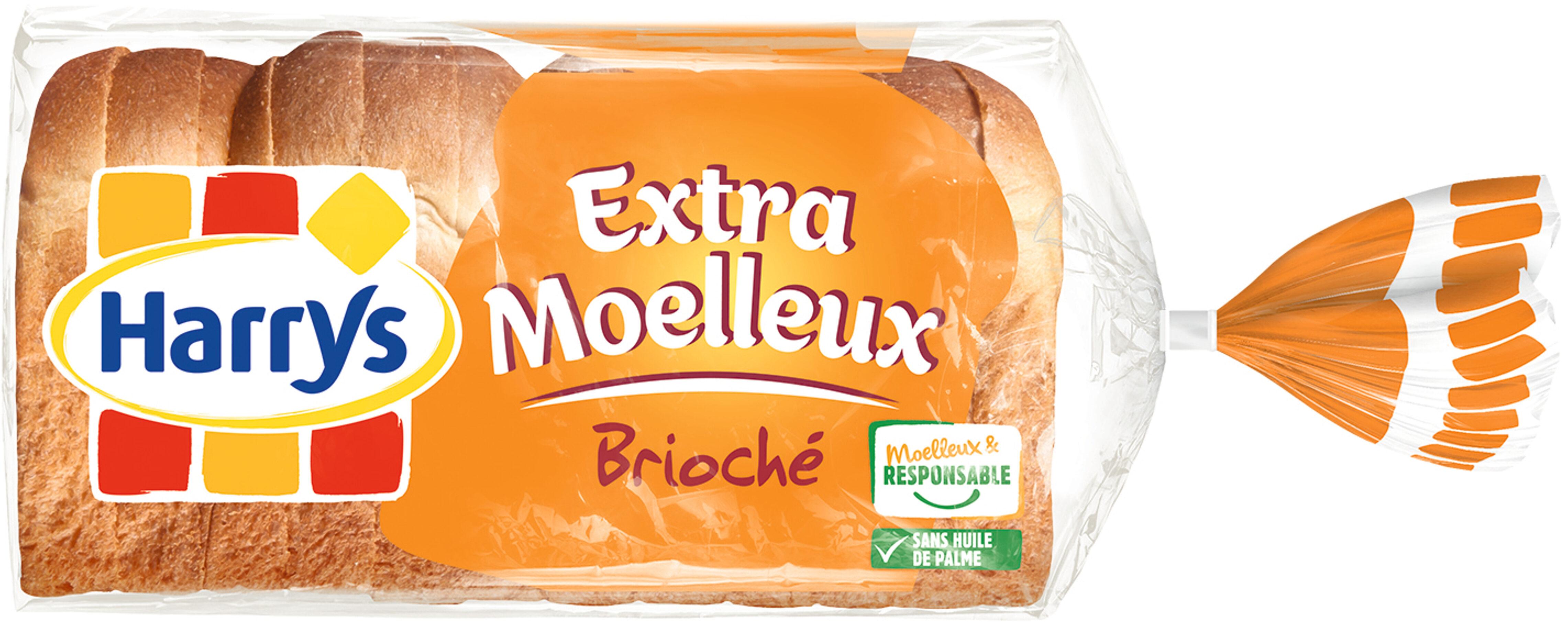 Pain Extra Moelleux brioché - Prodotto - fr