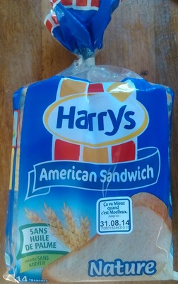 American Sandwich nature - Product