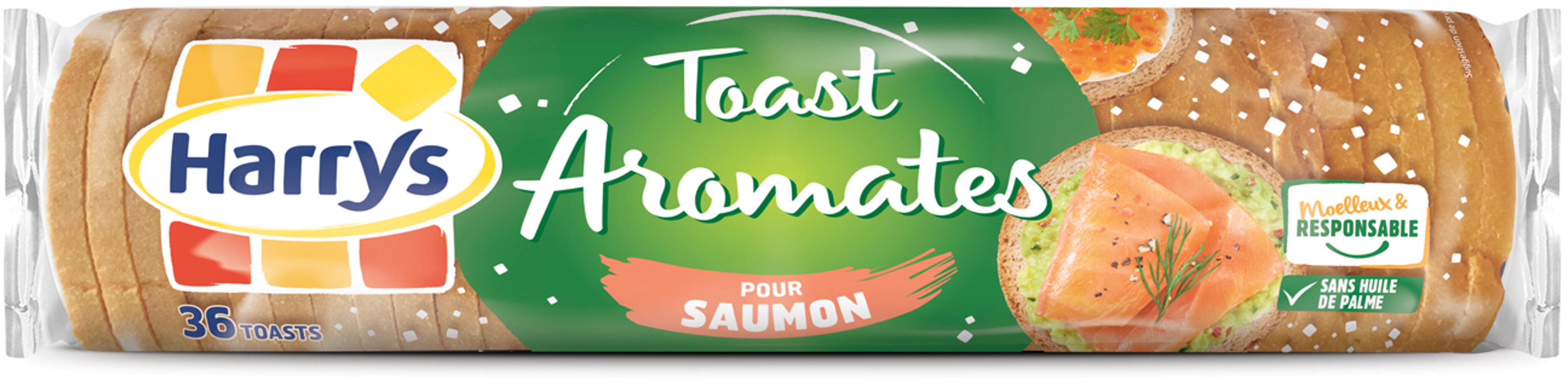 Toast saumon 280g - Prodotto - fr