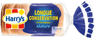 Harrys pain de mie longue conservation nature - Product - fr