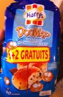 DooWap aux Pépites de Chocolat au Lait - Produit - fr