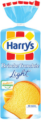 Brioche Tranchée Light - Produit - fr