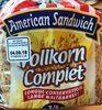 American Sandwich Complet 600 GR, 1 Pièce - Produit