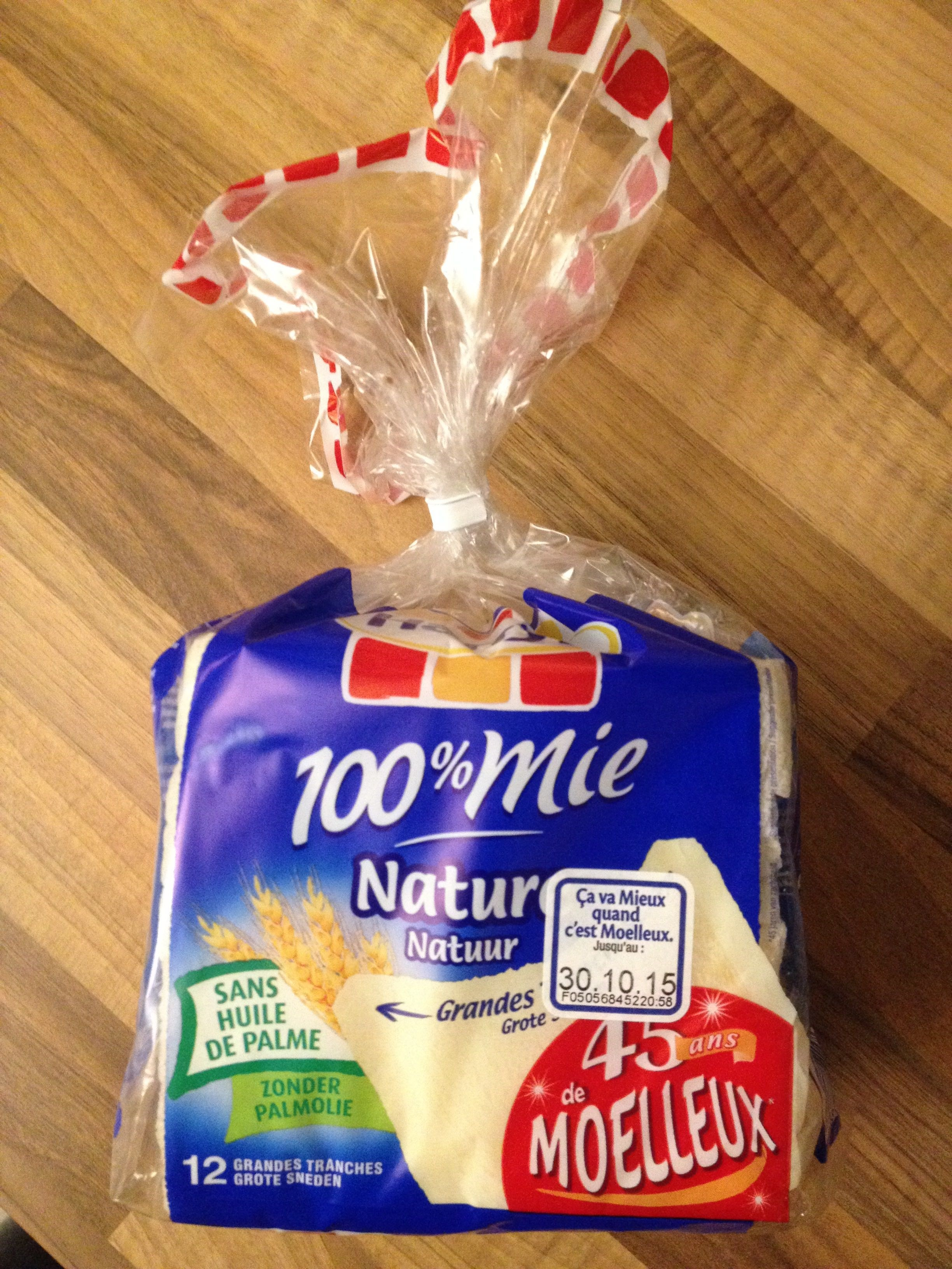 100% mie Nature - Product