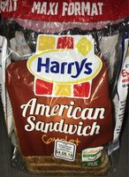 American sandwich complet - Product