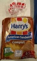 American sandwich complet 600 g congele - Prodotto - fr