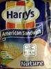 American sandwich nature - Produit