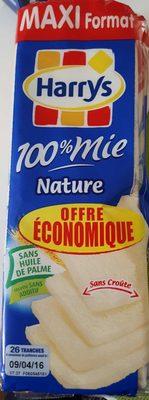 American Sandwich Nature - Prodotto - fr