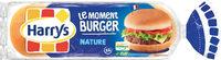 Harrys le moment burger nature x6 - Prodotto - fr