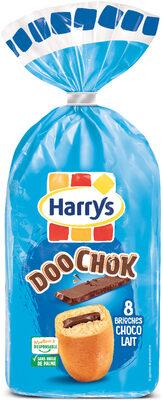 Doochok brioche et barre chocolat - Prodotto - fr