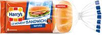 Pains pour sandwich - Prodotto - fr